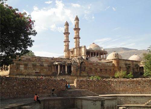 Popular Destination in Anand, Gujarat-Khapra Zaveri Palace
