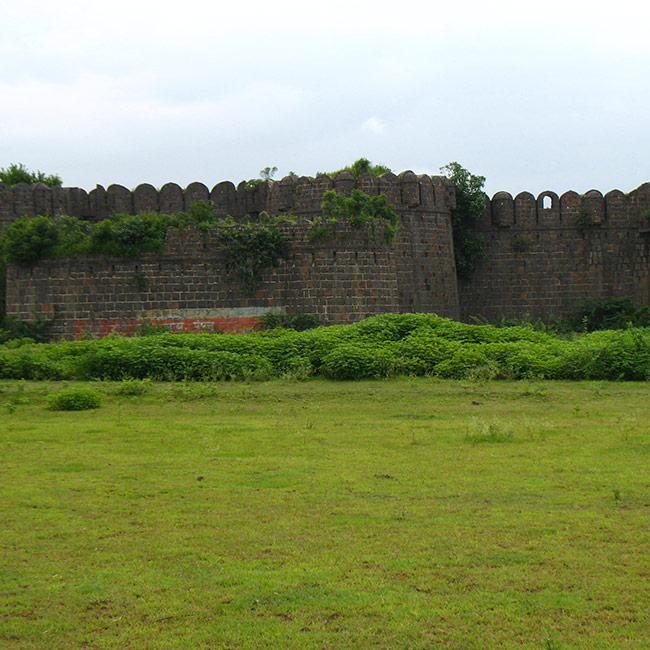 Kharda Fort