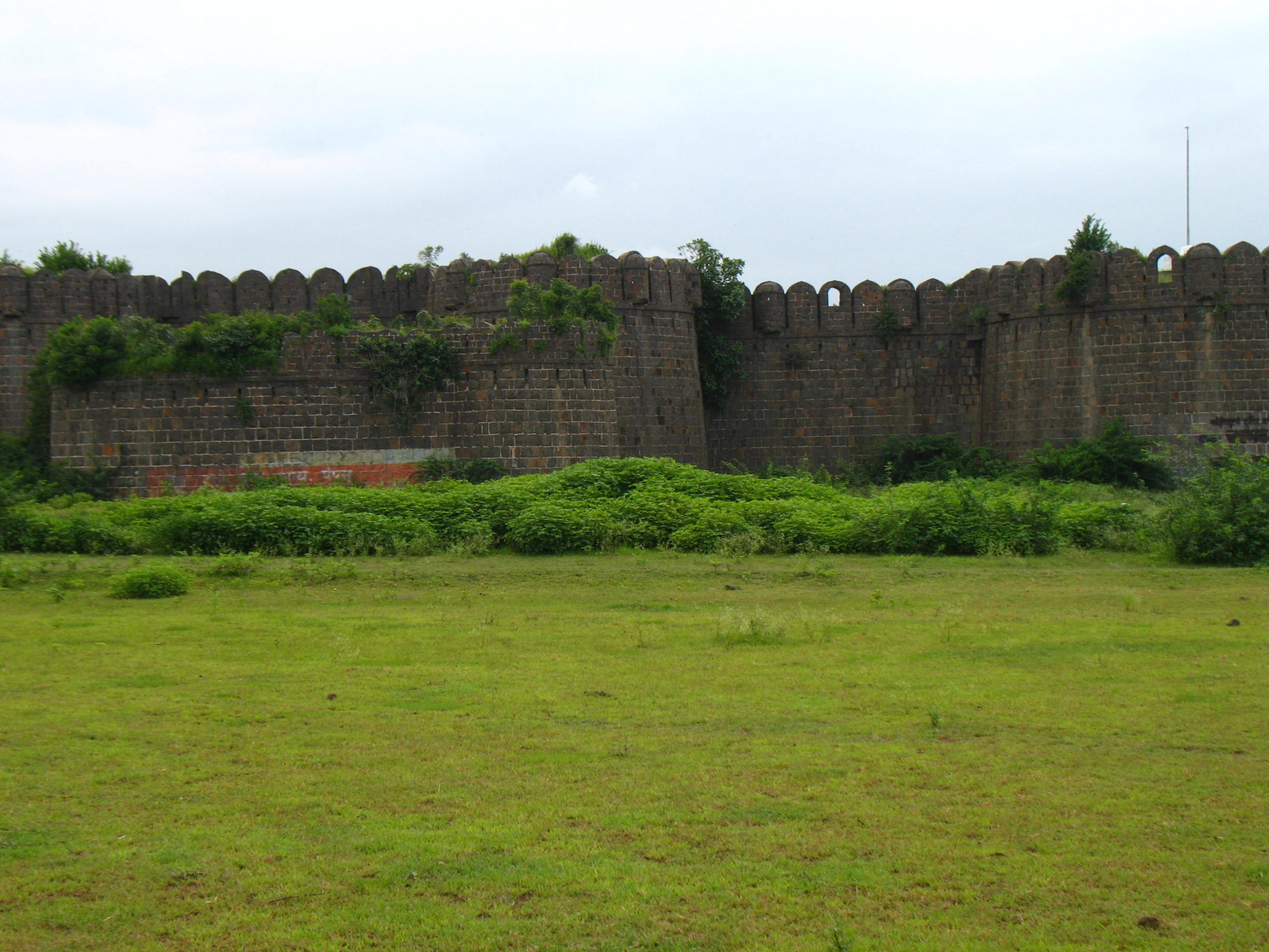 Kharda Fort in Ahmednagar
