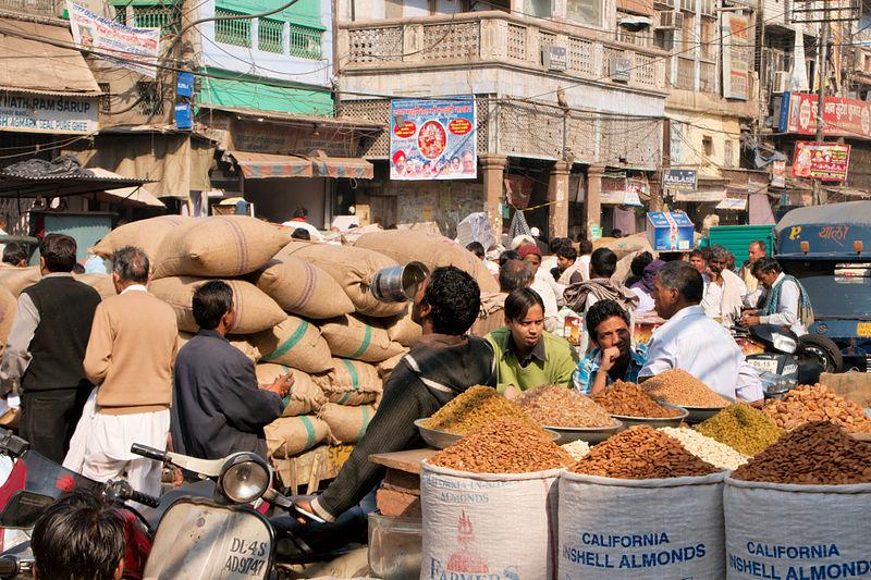 Khari Baoli Amazing Market to Shop in Delhi