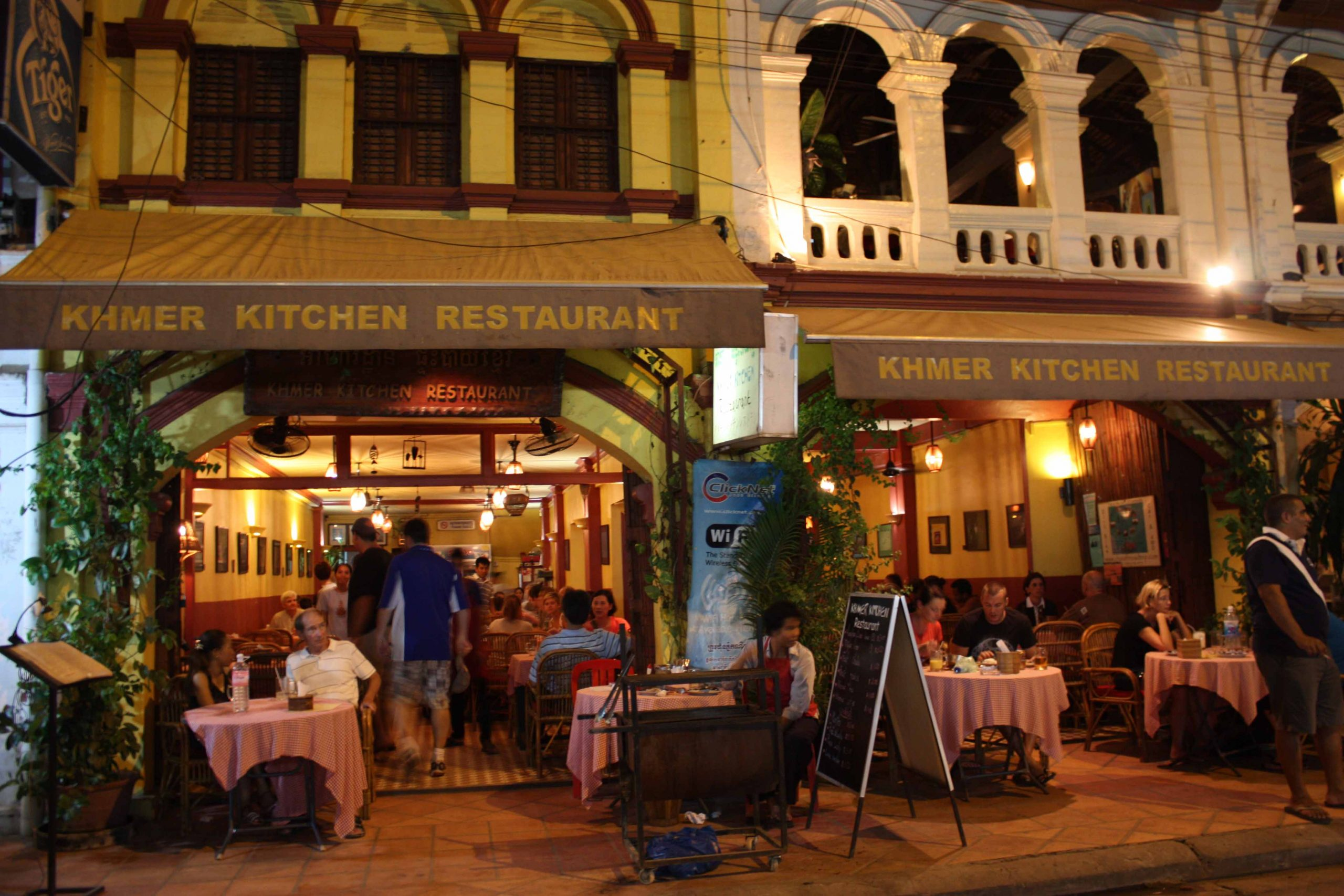 Khmer Kitchen-Delicious Cambodian Cuisines