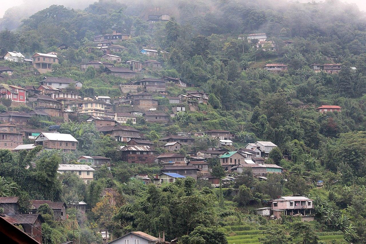Top Tourist Destination Kohima-Khonoma Village