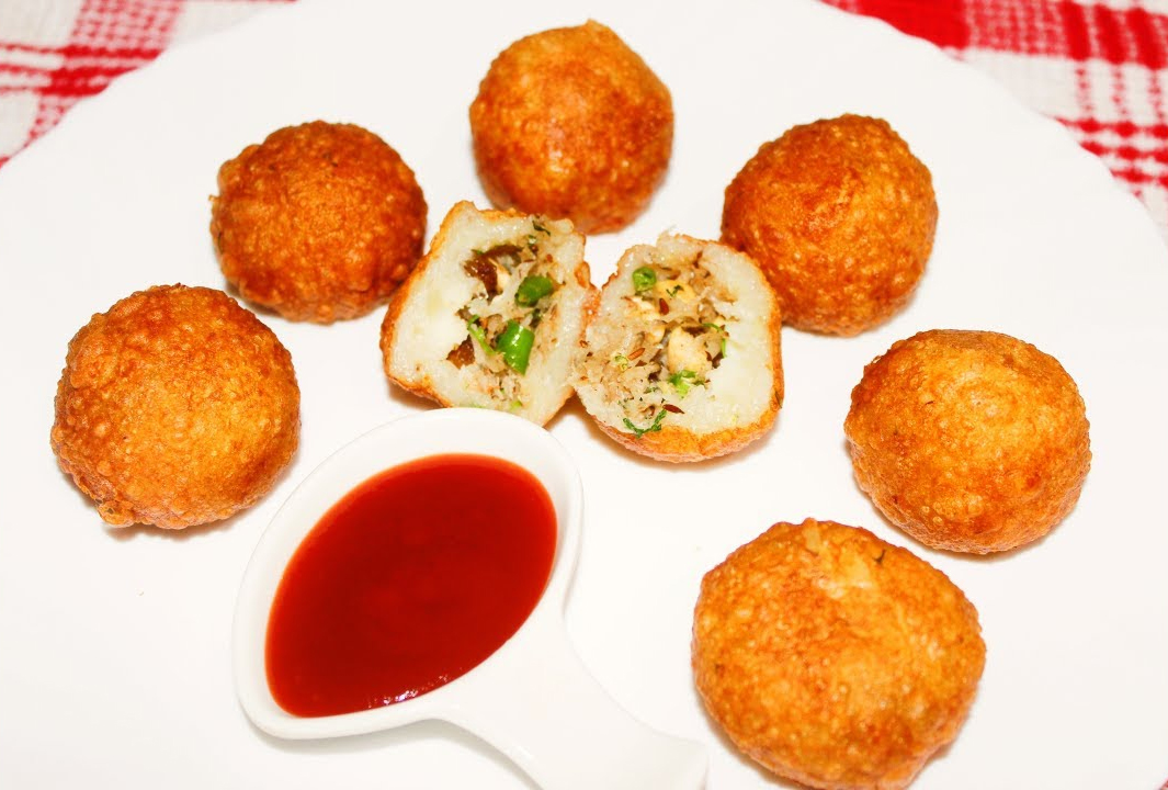 Indore Popular Street Food Dish-Khopra Patties