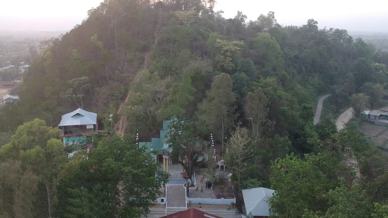Top Hill Station to Visit in Manipur-Khoriphaba Hill
