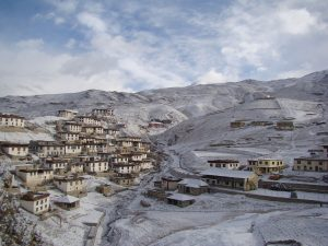 Kibber Village - Place to See and Things To Do In Kaza