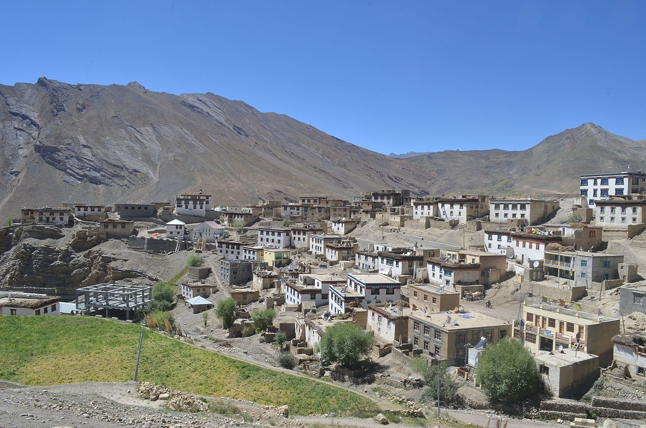 Best Place to Visit In Spiti-Kibber
