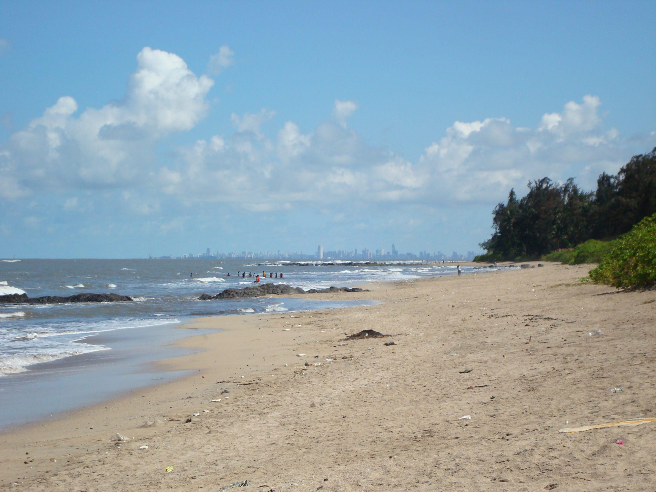 Kihim Beach Don't Miss This Best Beache Near Mumbai (Within 350 Kms)