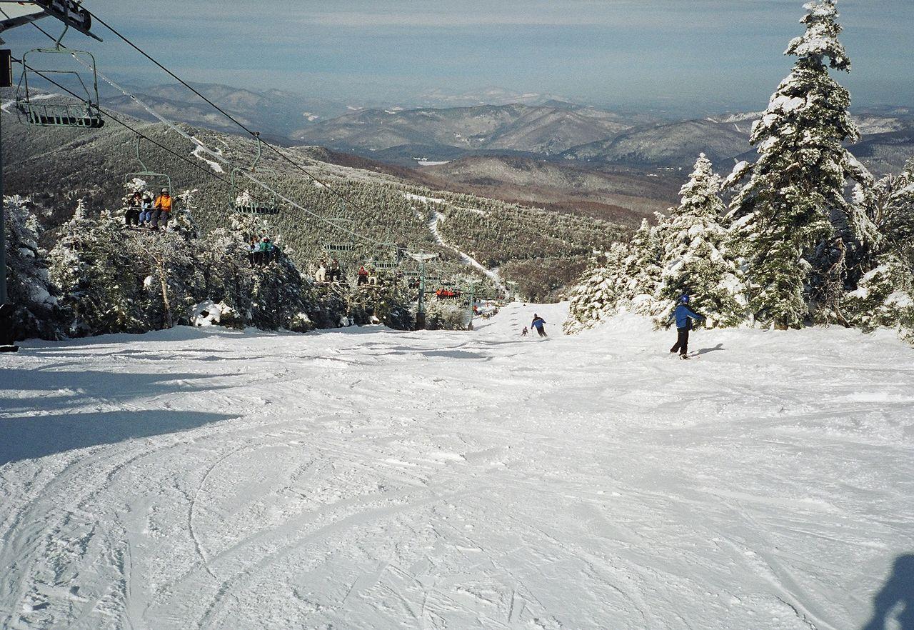Great Tourist Destinations in Vermont For a Memorable Vacation-Killington Ski Area