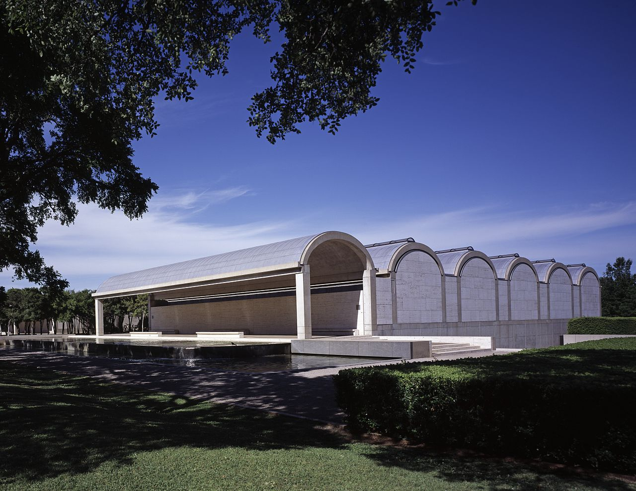 Famous Museum To Visit In Texas-Kimbell Art Museum, Fort Worth