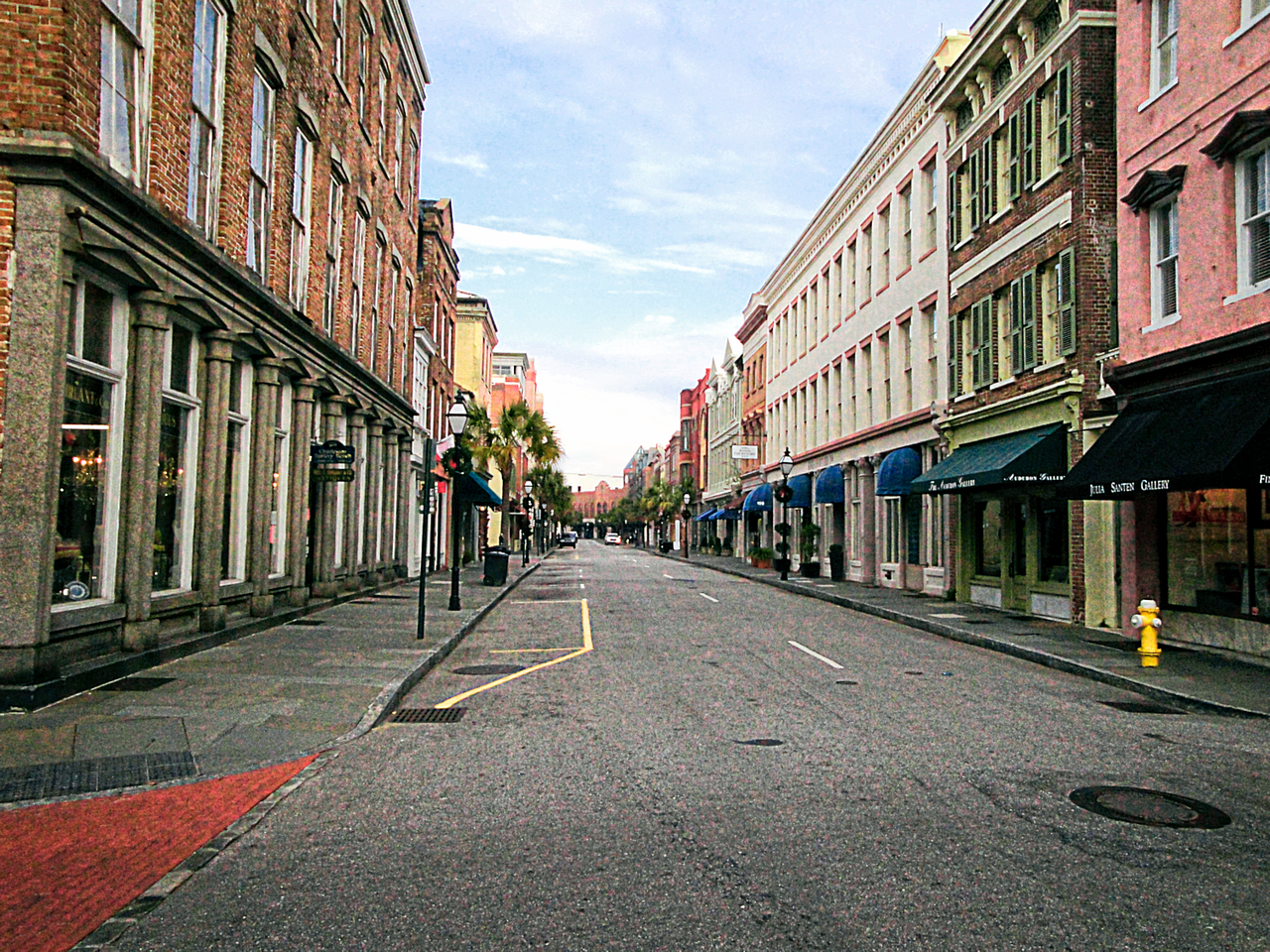 Amazing Sight-Seeing Destination to Visit in Charleston-King Street of Charleston