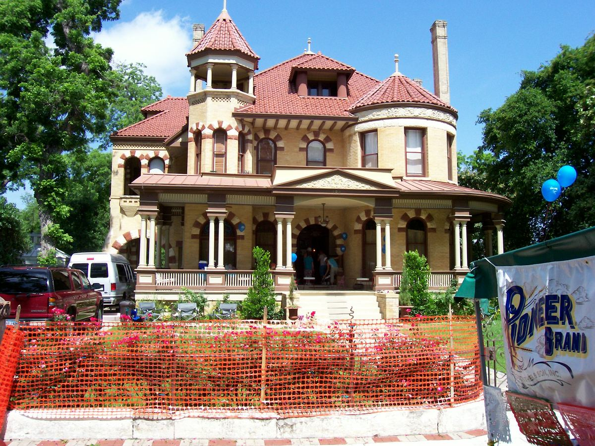 King William Historic District - Best Hidden Tourist Spot In San Antonio