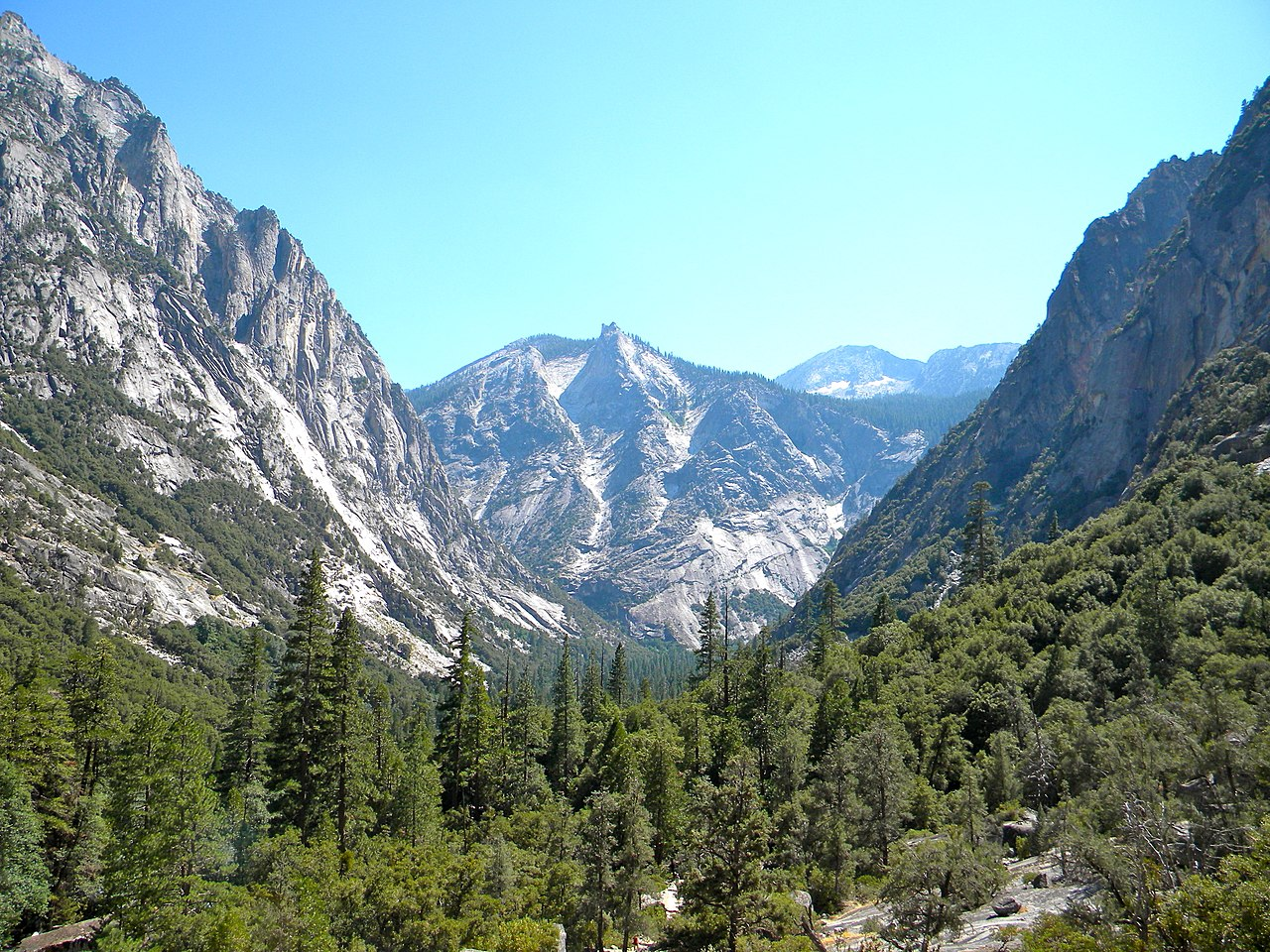 Must Visit National Park in California-Kings Canyon National Park