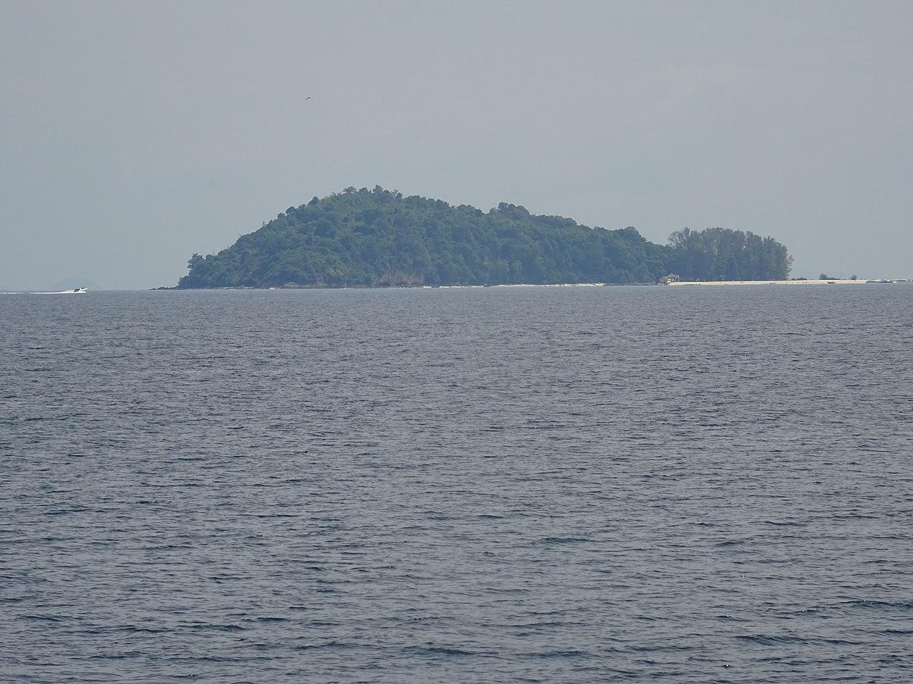Amazing Island Near Krabi-Ko Mai Phai