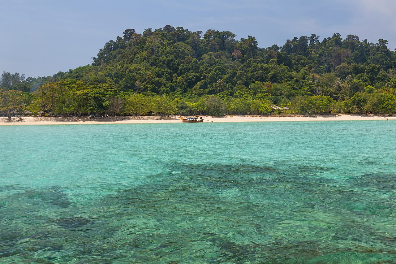 Best Island Near Krabi-Ko Ngai