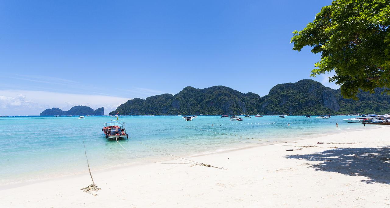 Best Island Near Krabi-Ko Phi Phi Don