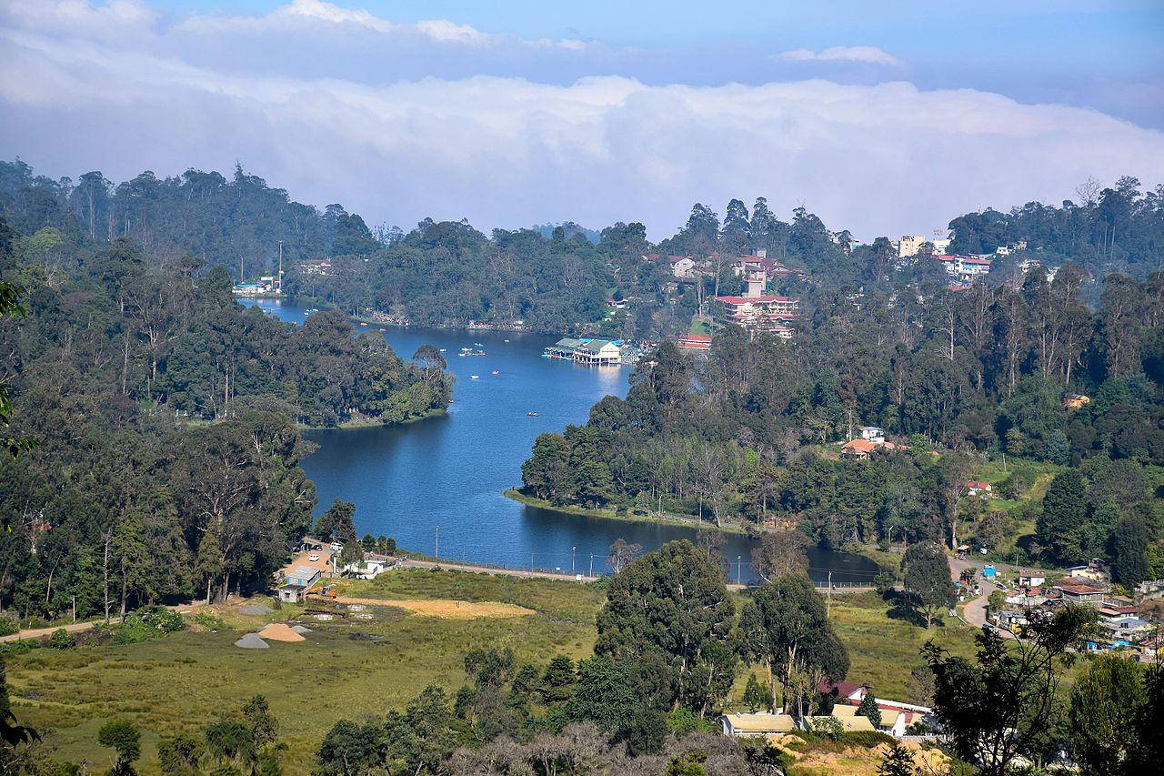 Kodai Lake (also known as Kodaikanal Lake) - Amazing Place to Visit in Princess of the Hills