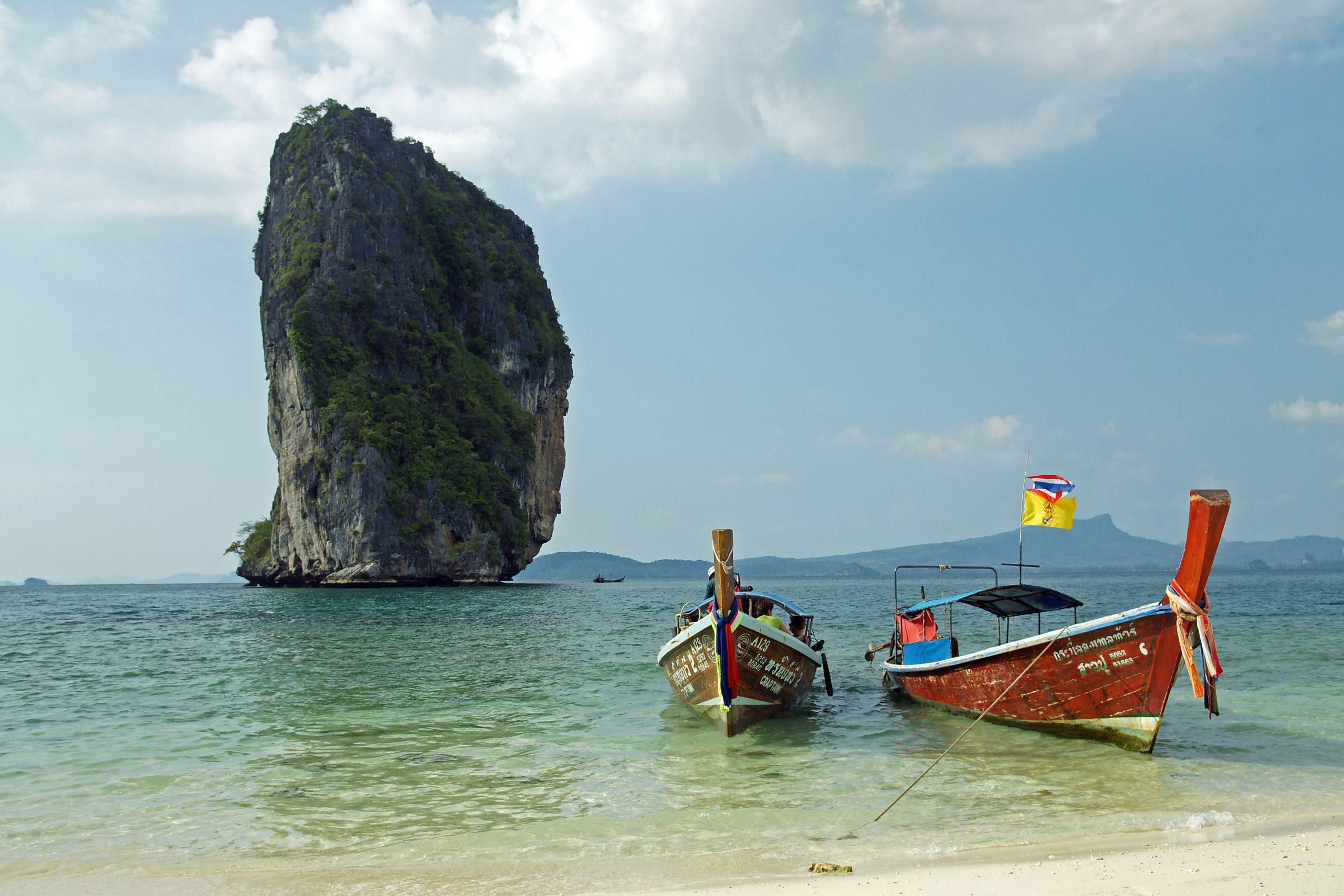 Koh Poda - Best Island Near Krabi For A Beach Vacation This Summer