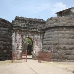 Kolaba Fort - The Place Where The Great Maratha Leader Kanhoji Angre Breathed His Last