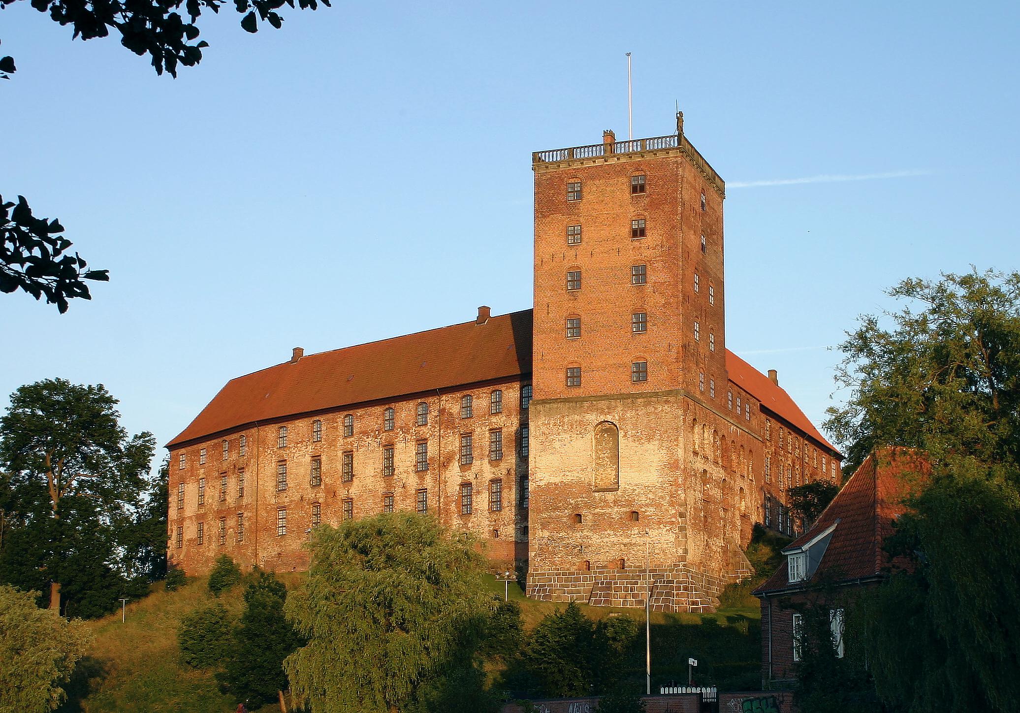 Kolding City Tour Guide(Denmark)