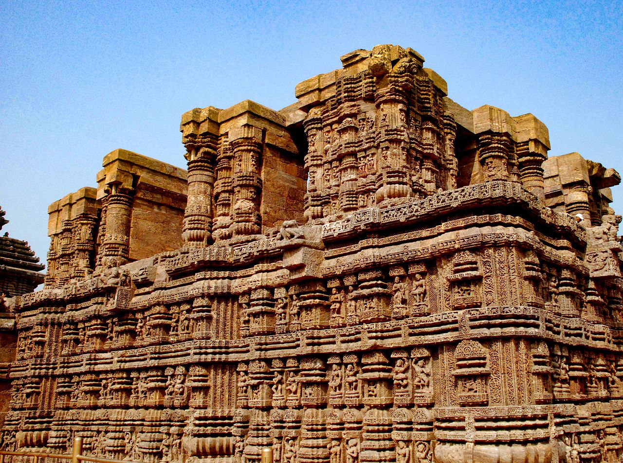 What Is Famous About Konark?, Konark Sun Temple