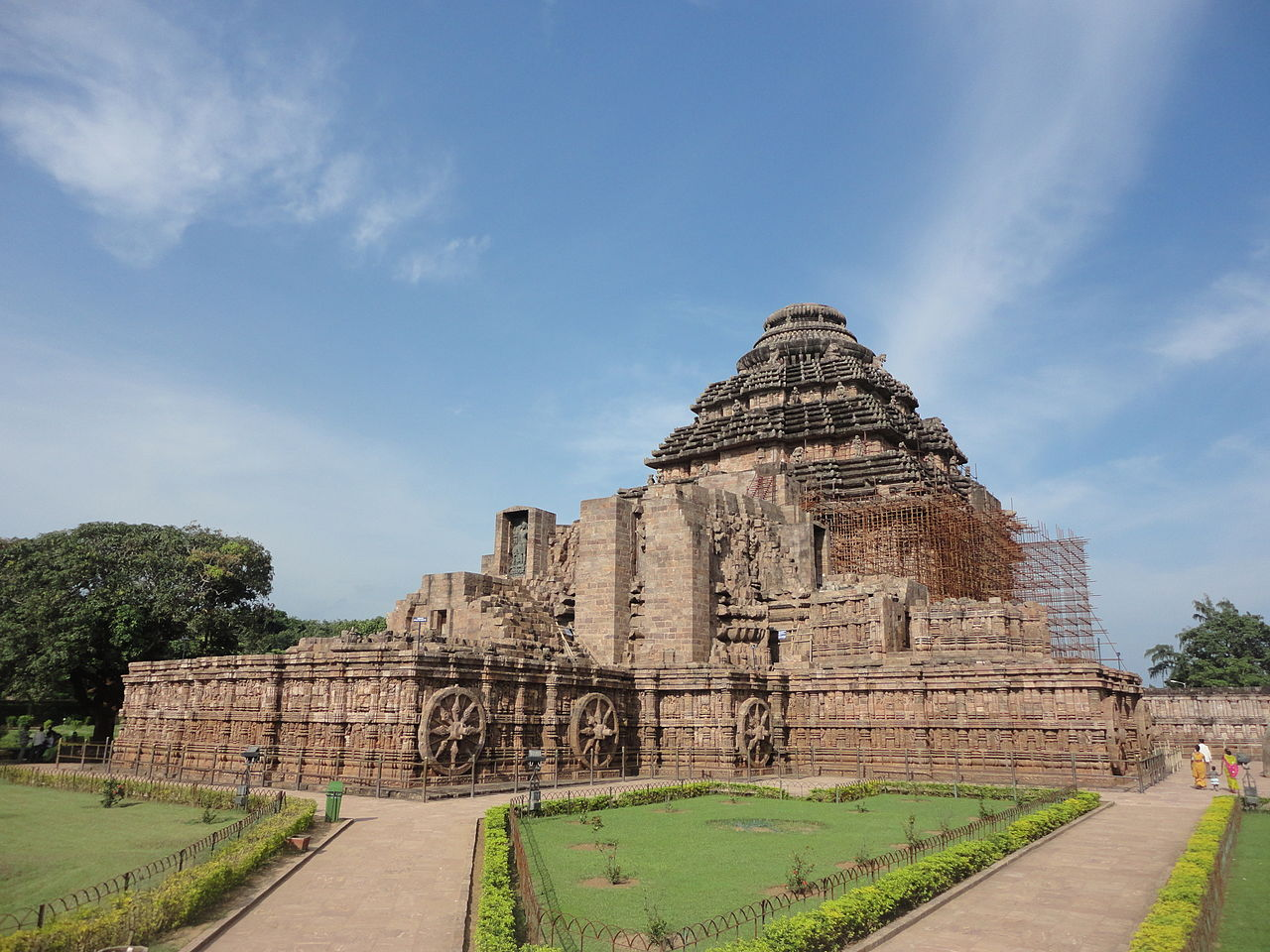 What Are Some Tourist Attractions Of Konark?, Konark Sun Temple, Odisha
