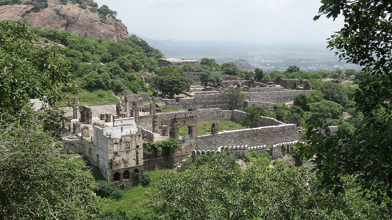 Top Place to Visit In Vijayawada-Kondapalli Fort