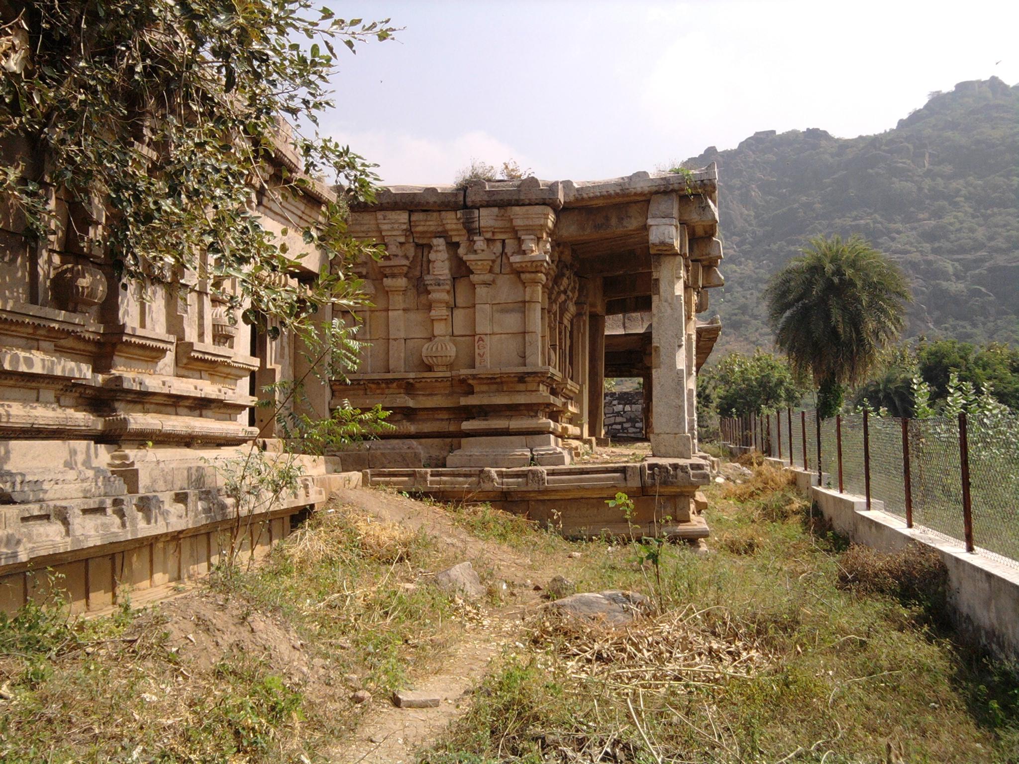 Amazing Place to Visit in Guntur-Kondaveedu, Reddy Kings Fort