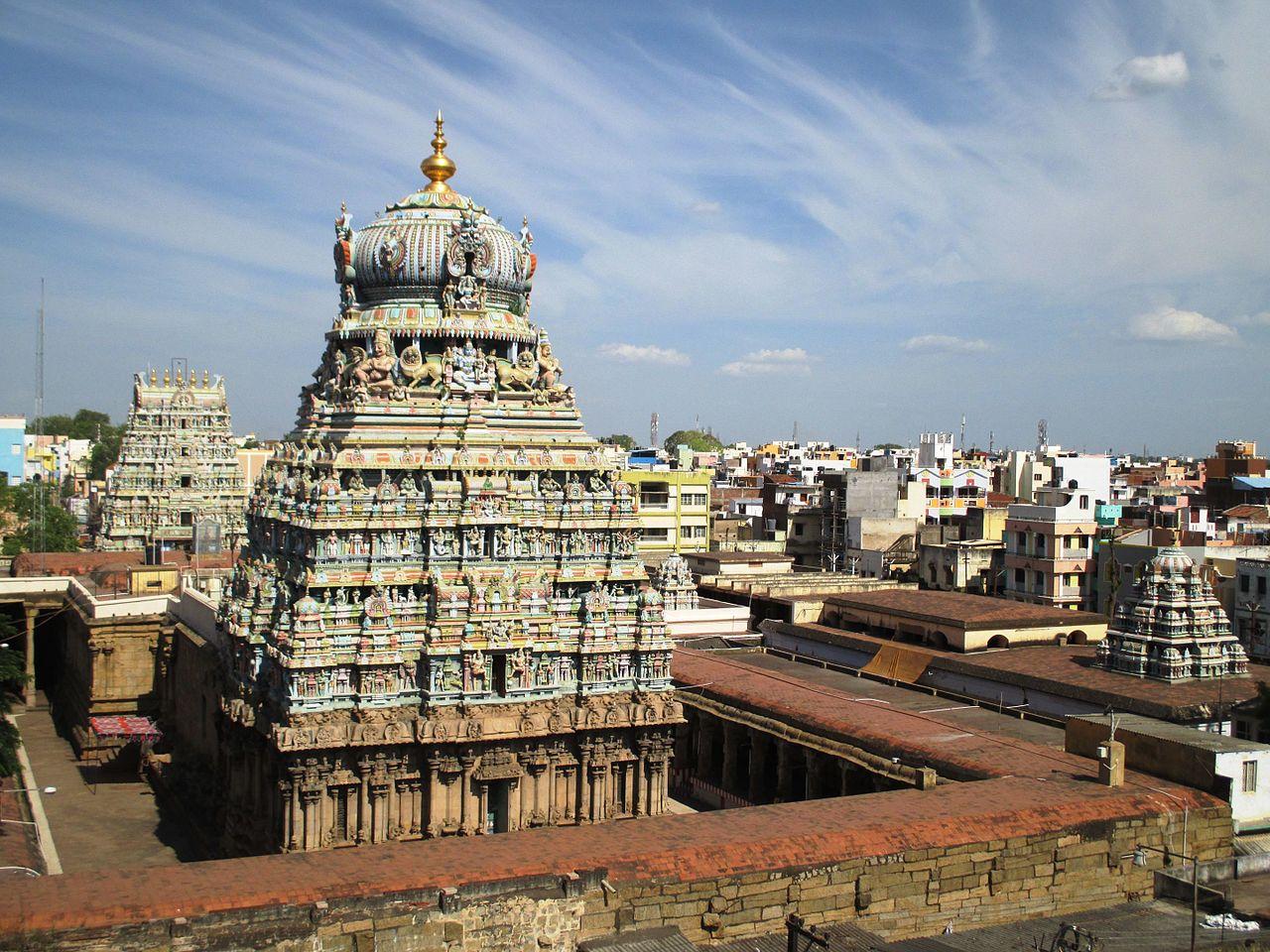 Madurai Temple Tour Guide-Koodal Azhagar Temple Top Tour Destination in Madurai, Tamil Nad