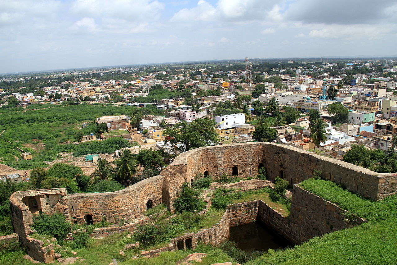 Explore The Koppal Fort In Koppal District, Karnataka