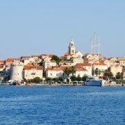 Korcula - A Croatian Island Having Ancient Churches, Old Palaces and Archeological Ruins