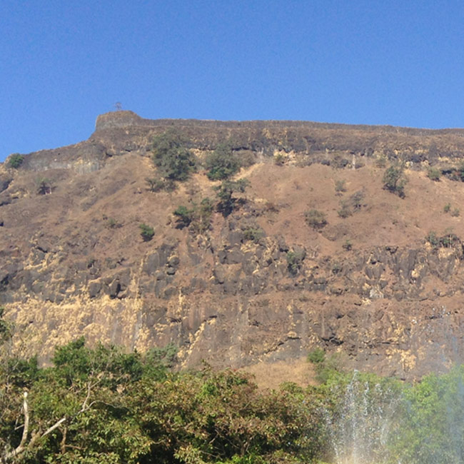 Korigad Fort