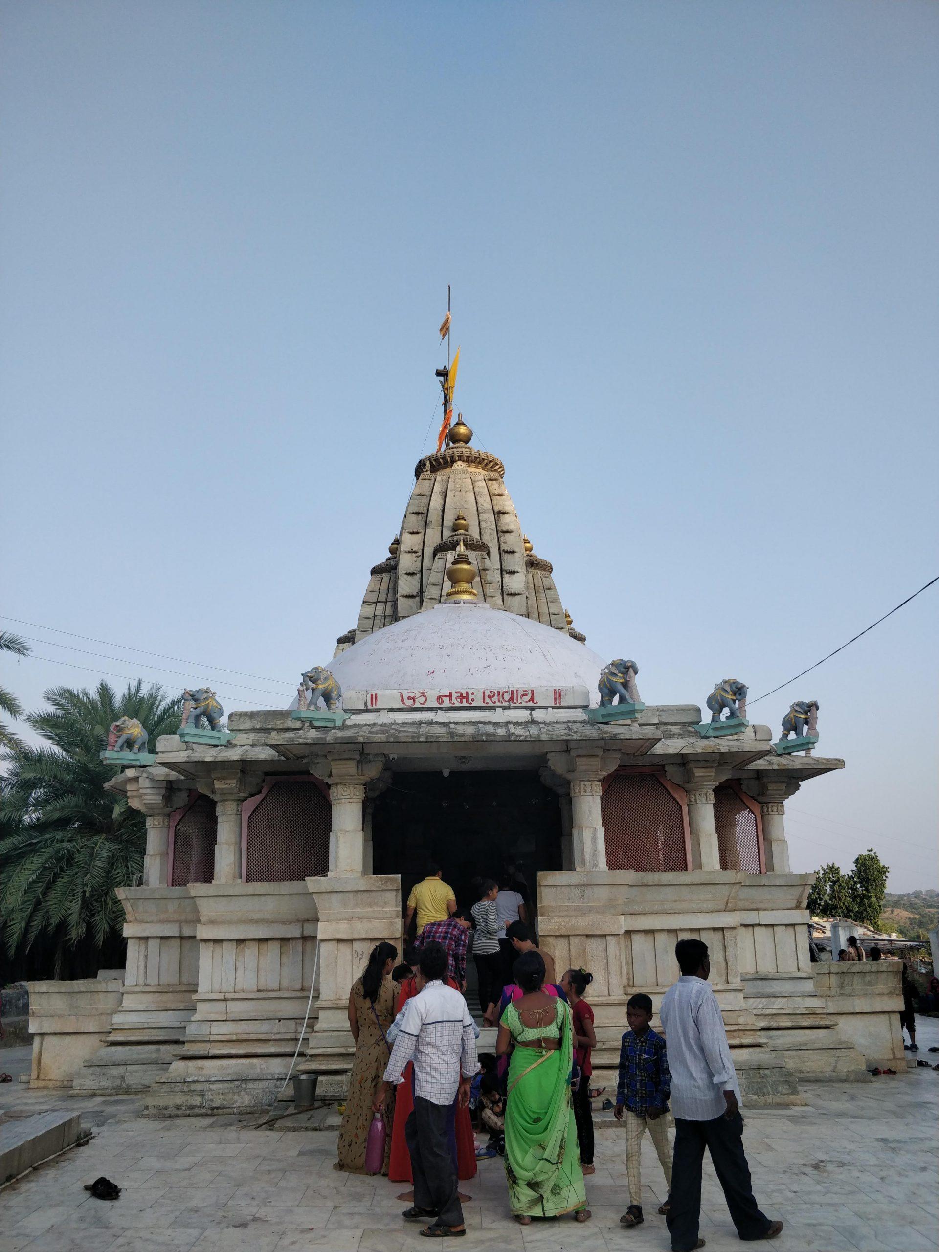 Must Visit Place Near Ambaji Temple-Koteshwar Temple