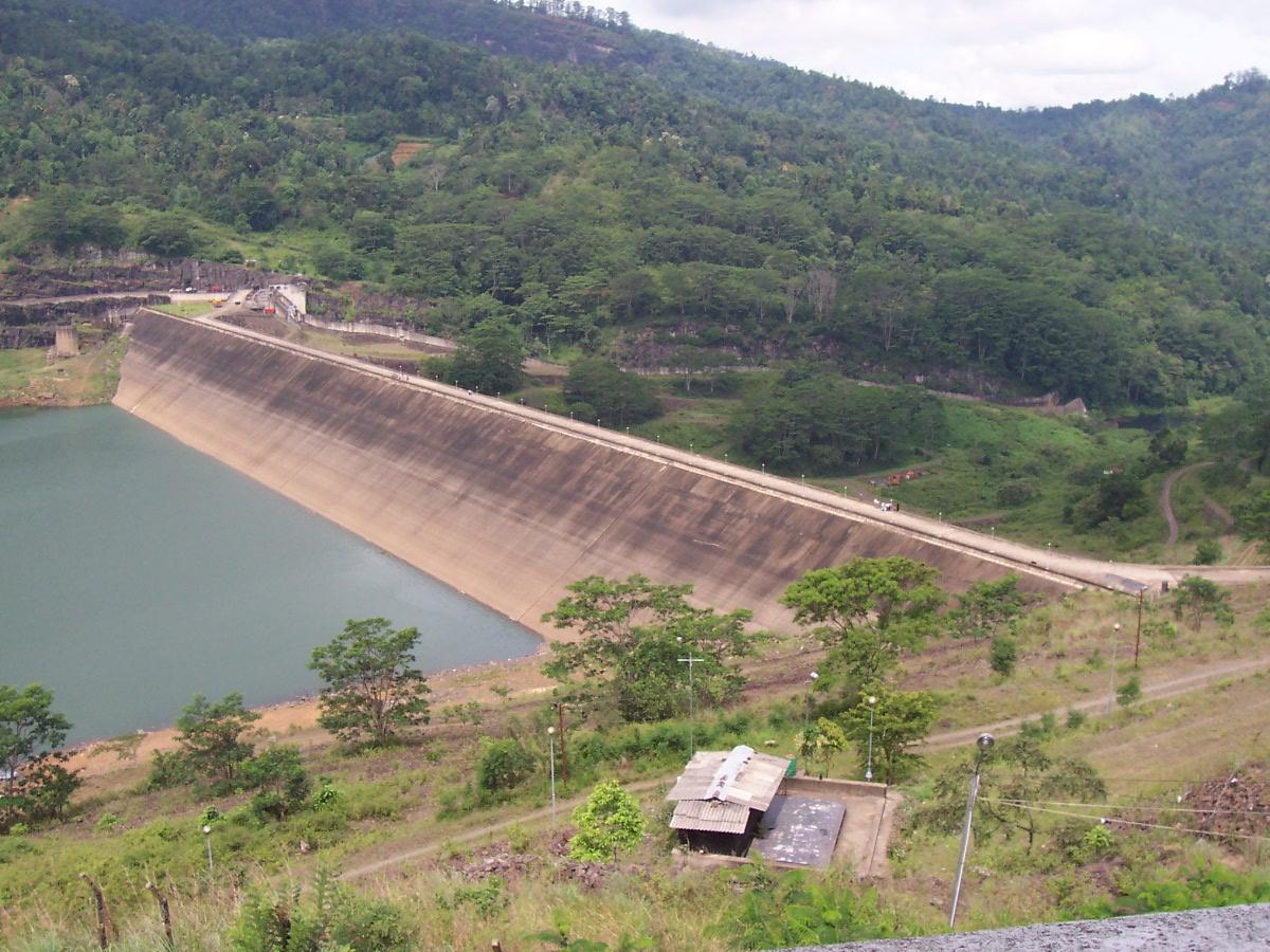 Must-visit Place During Ramayana Tour in Sri Lanka-Kothmale, Kotmale Dam