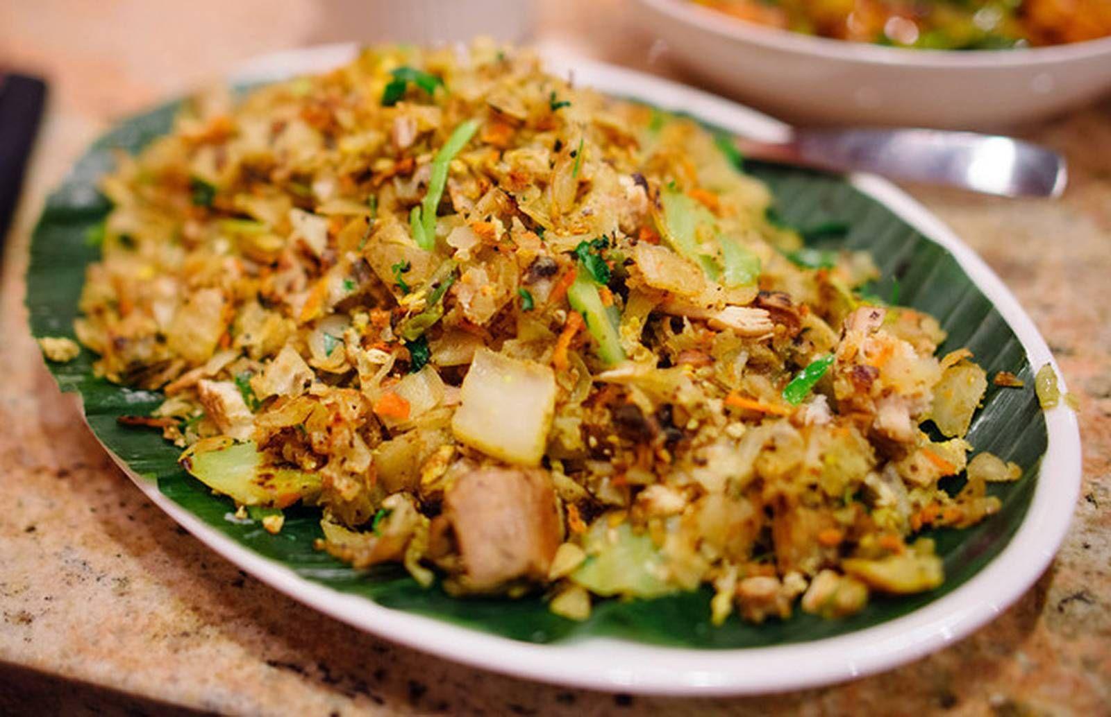 Best Street Food in Sri Lanka To Have An Amazing Gastronomic Experience-Kottu Roti