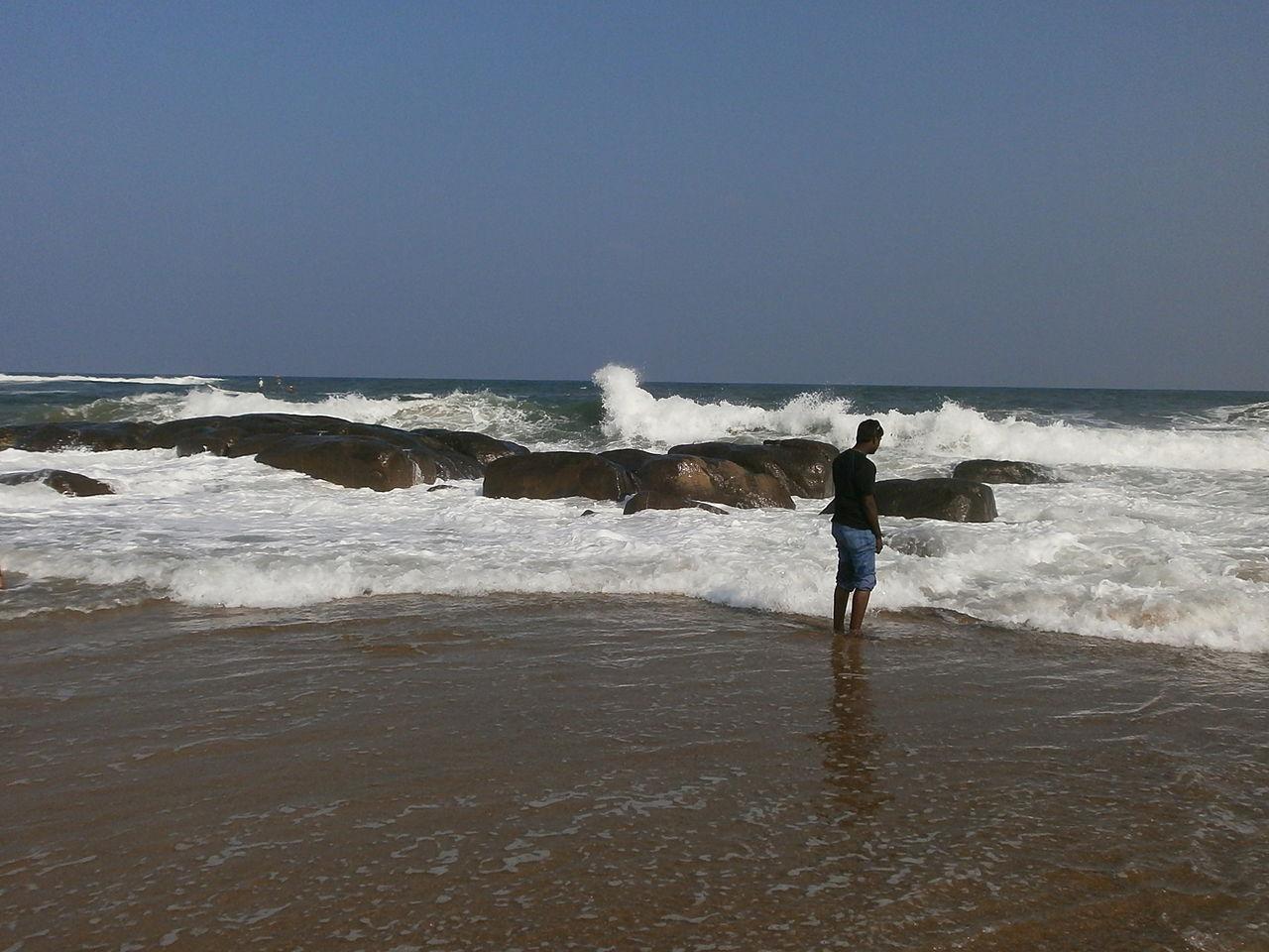 Best Beach in Chennai For Kids & Families-Kovalam or Covelong Beach