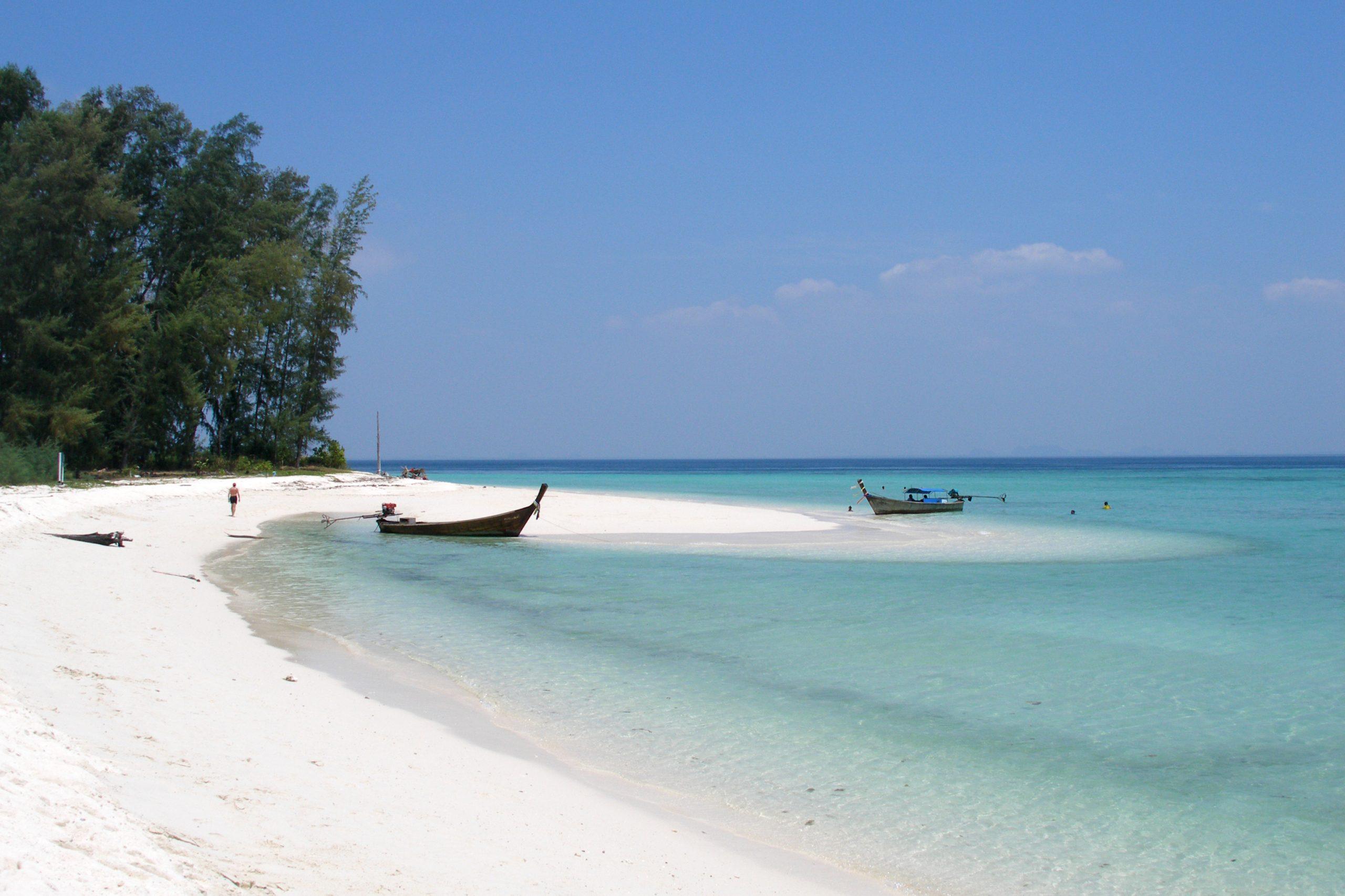 Krabi, White Sandy Beach-Amazing Destination of Thailand
