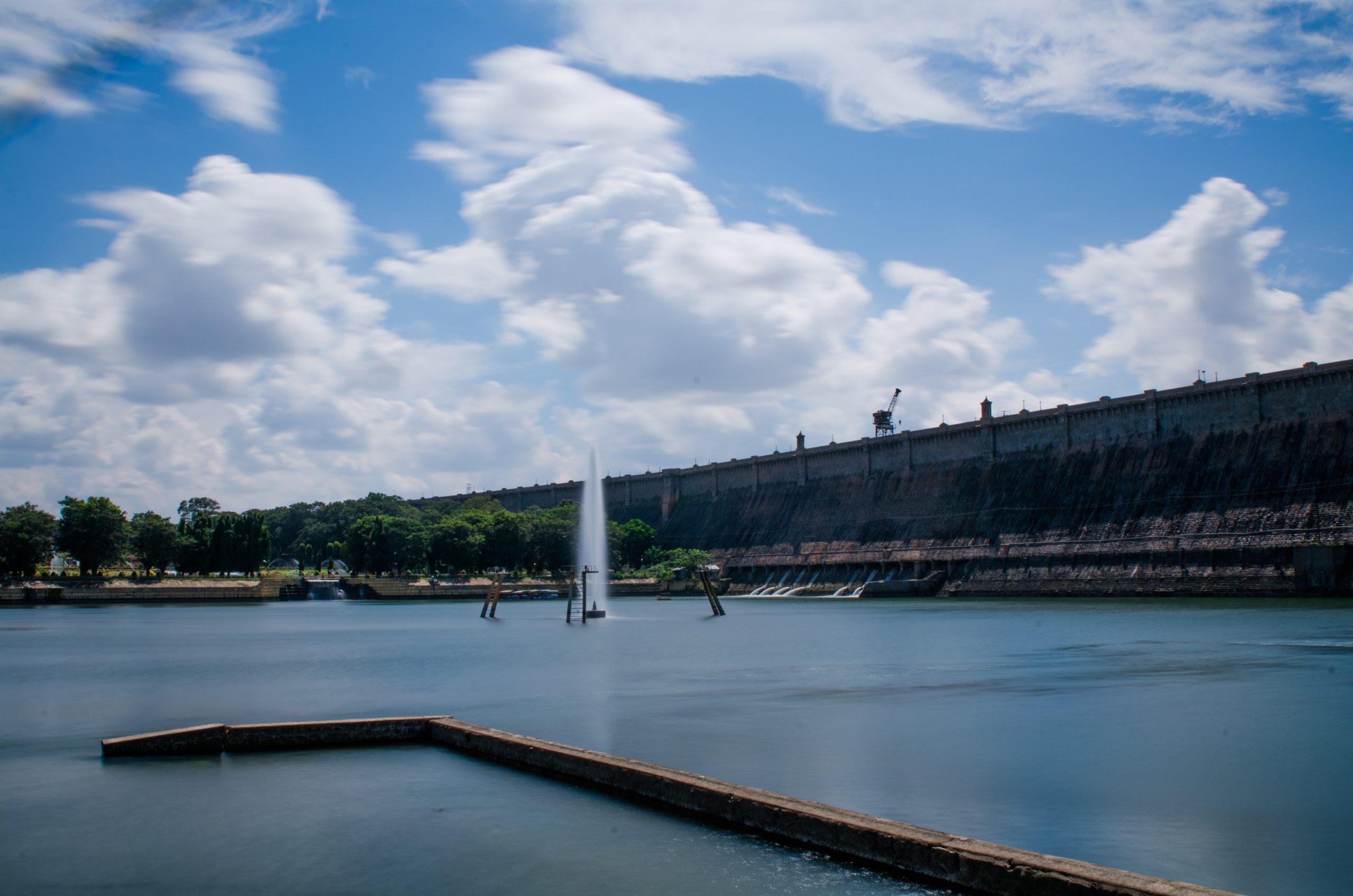 Krishna Raja Sagara Dam (KRS Dam) Amazing Place In Mysore