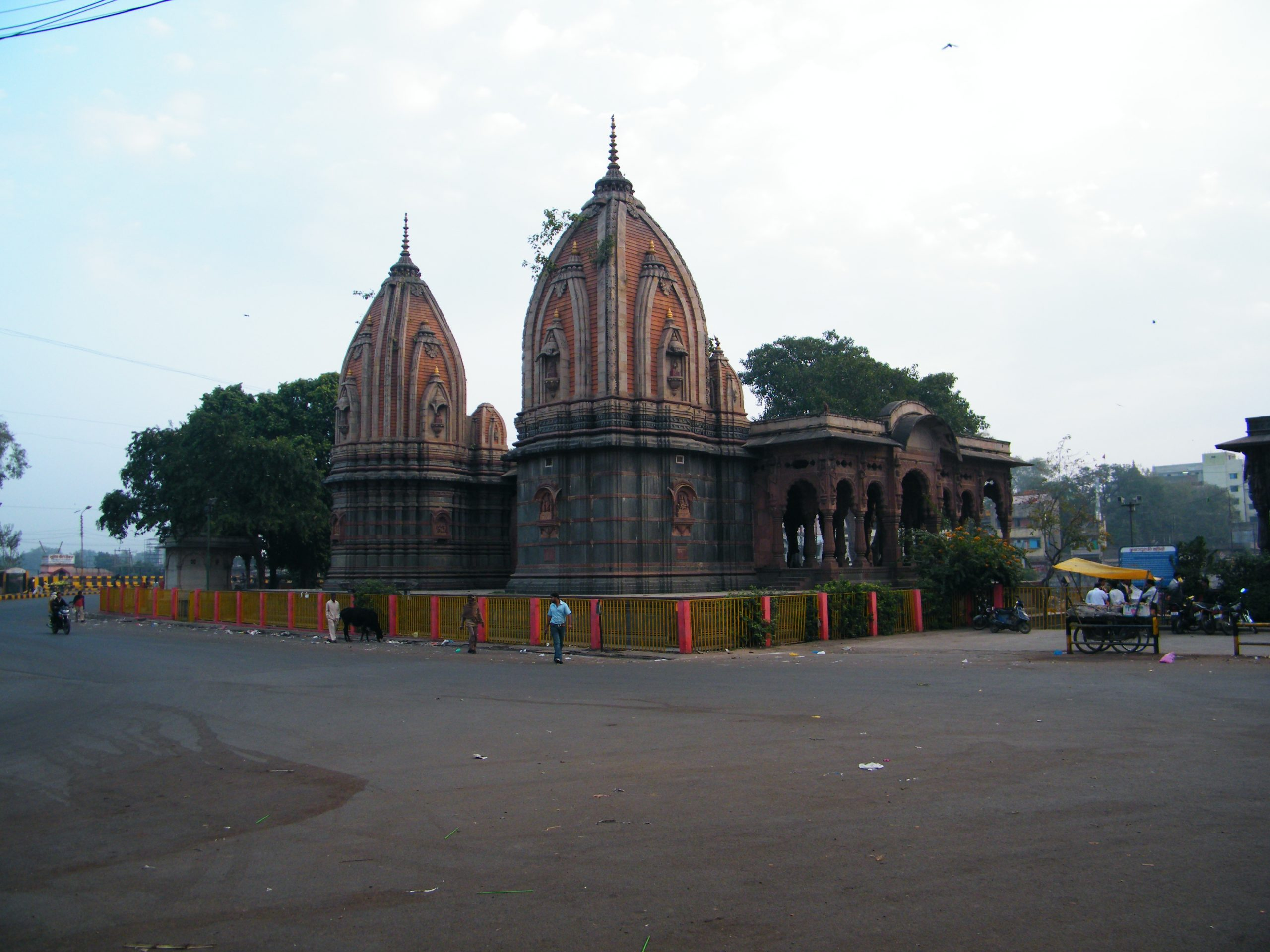 Top Place in Indore Which Every Tourist Must Visit-Krishnapura Chhatris
