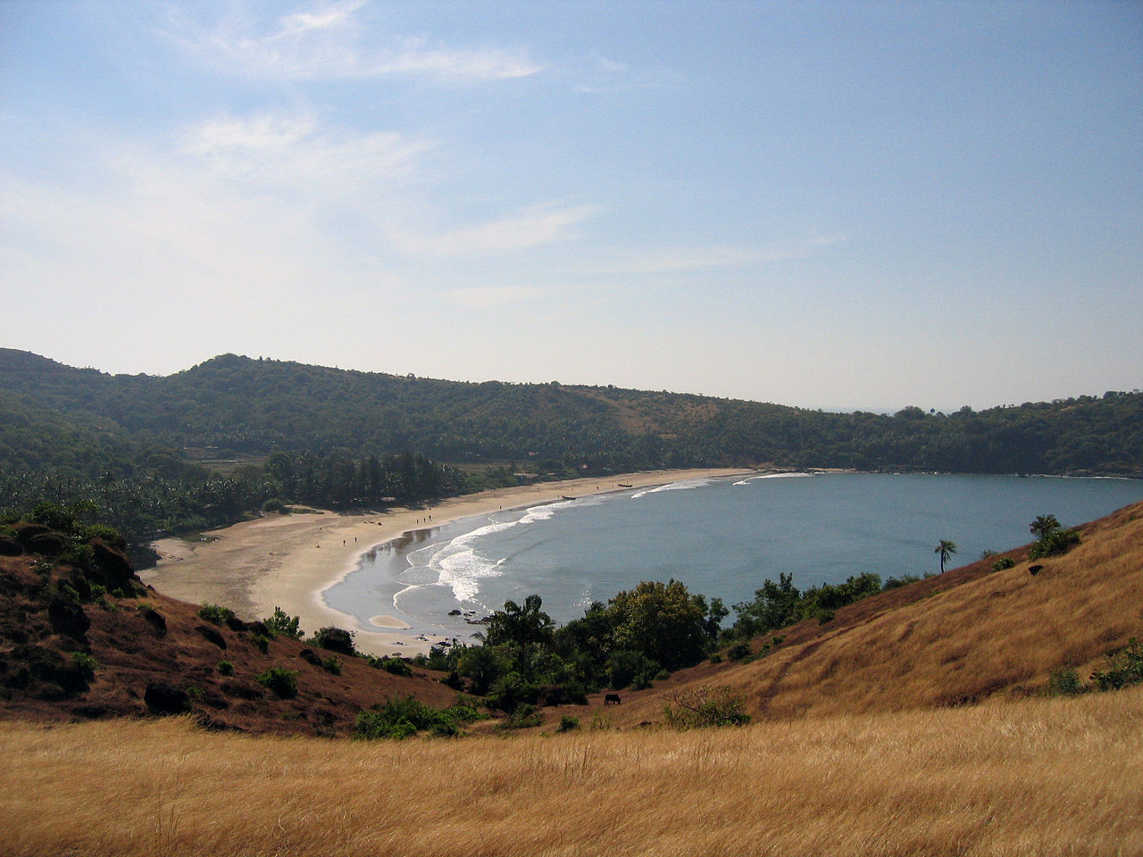 Sightseeing Place to Visit In Gokarna-Kudle Beach