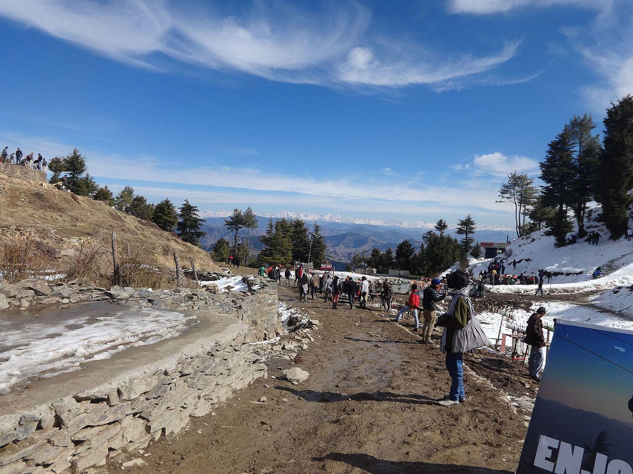 Amazing Place to Visit- Kufri, Shimla and Kufri Travel