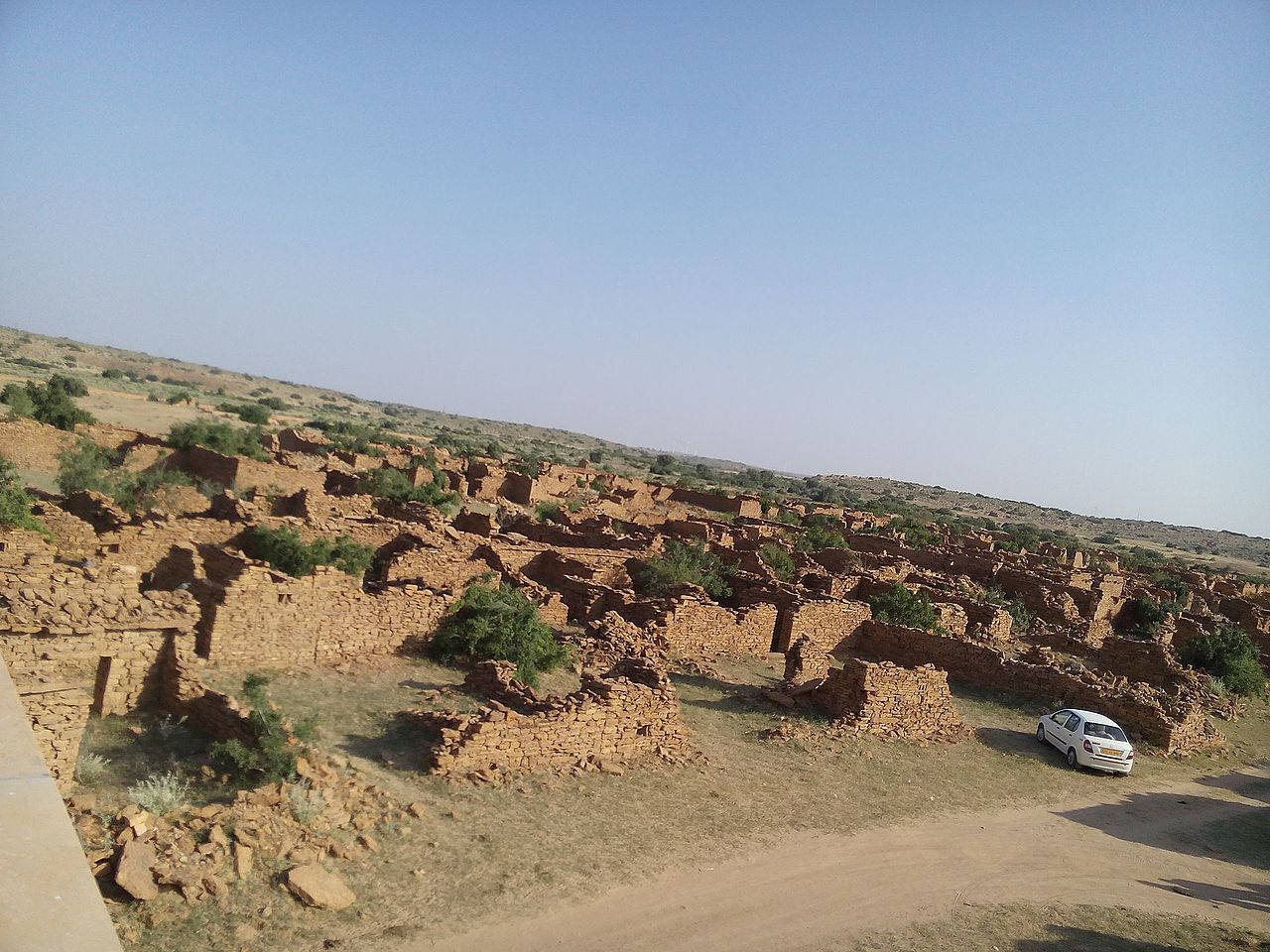 Visiting Kuldhara- The Ghost Village Of Jaisalmer, Rajasthan