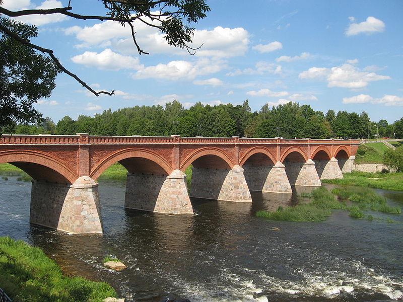 Kuldiga-Best Cities to Visit in Latvia