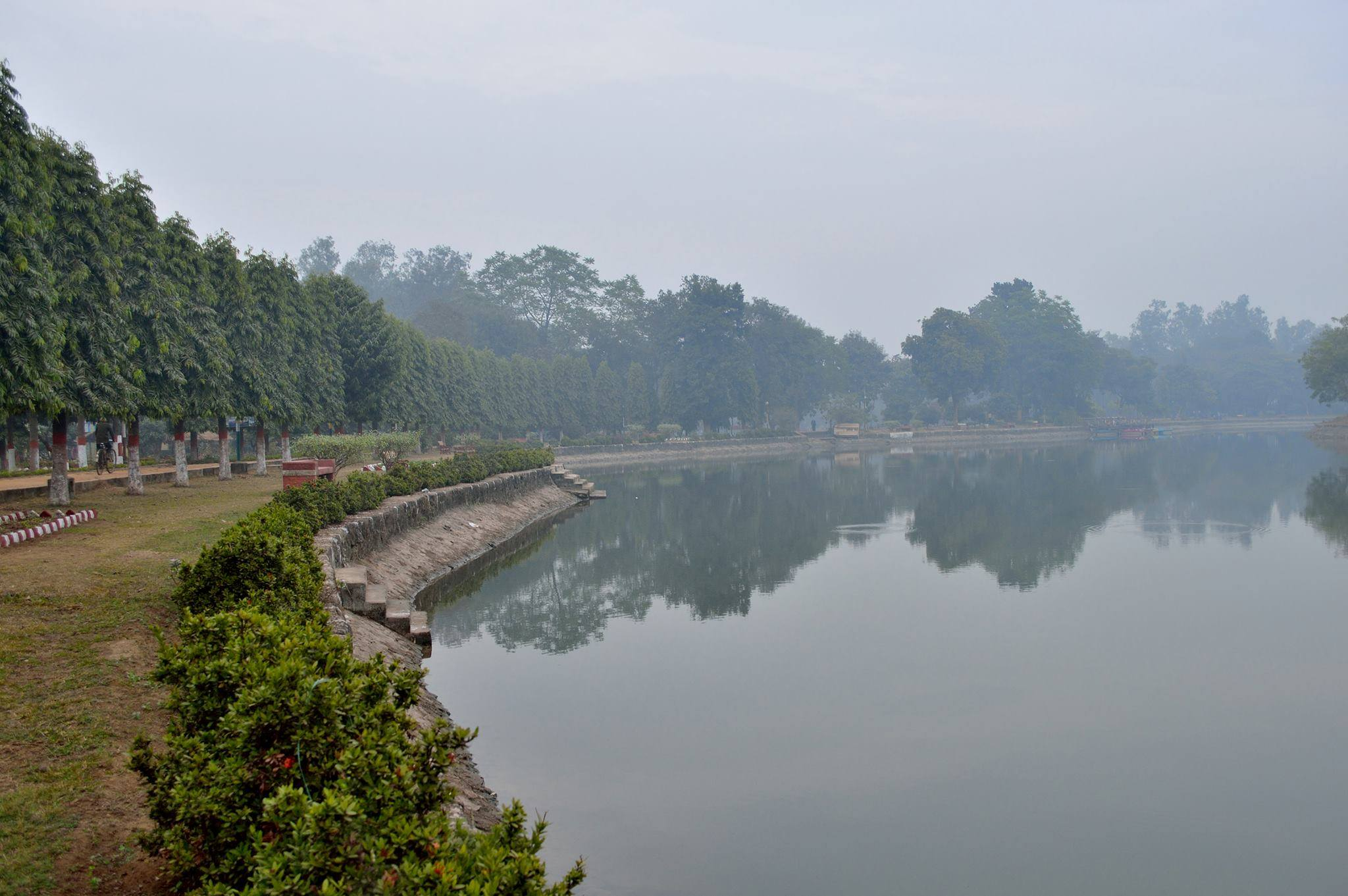 Sight-seeing Place Near Serampore-Durgapur, Kumar Mangalam Park