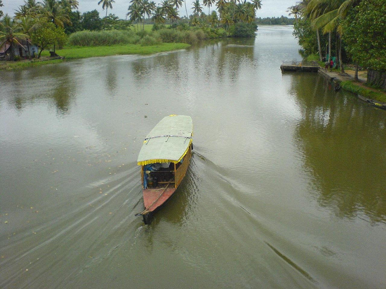 Top Attraction in Kumarakom-Kumarakom Backwaters