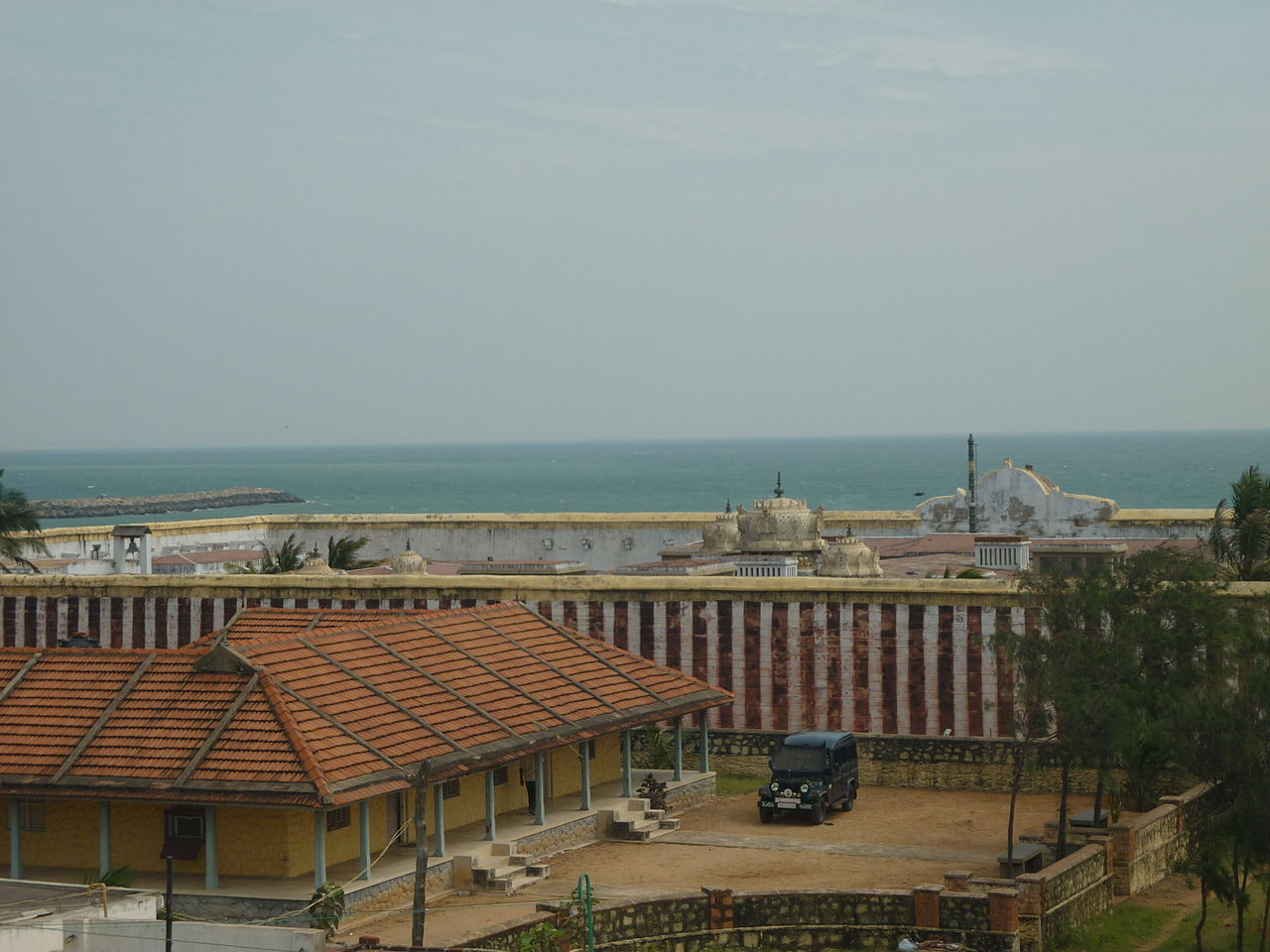 Kumari Amman Temple in Kanyakumari-Must Visit Temple in Tamil Nadu