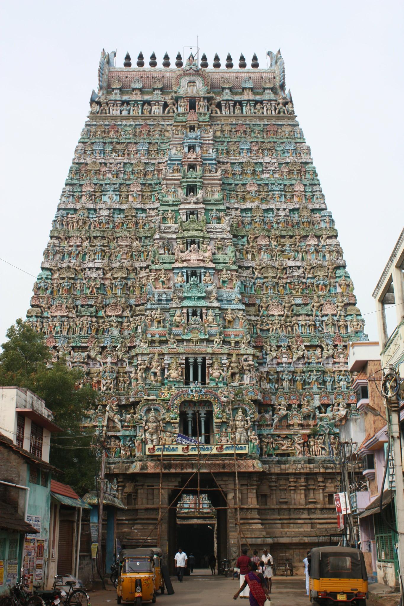 Incredible Historical Place In Tamil Nadu-Kumbakonam Temple