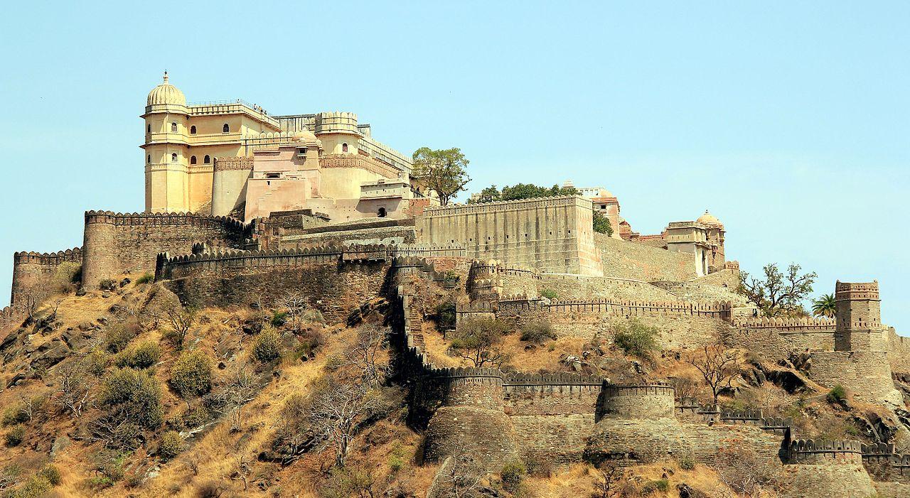 Amazing Fort In Rajasthan-Kumbalgarh Fort
