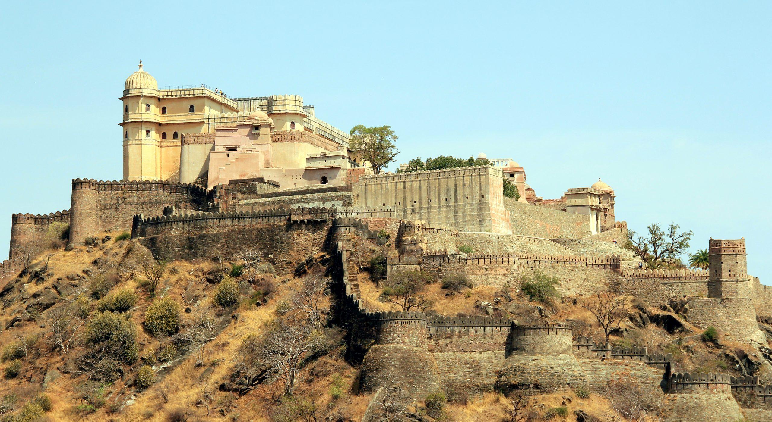Kumbhalgarh Fort Offbeat Destinations When Touring Rajasthan