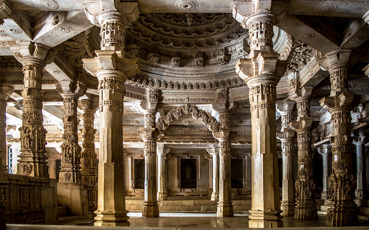 Place to Visit Near Ambaji Temple, Gabbar Hills-Kumbhariya Jain Mandir
