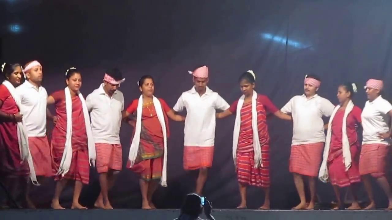 Traditional Goan Dance-Kunbi Dance